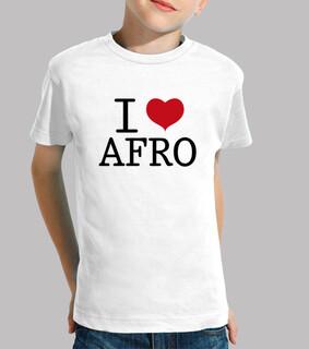 I Love Afro (Niñ@)