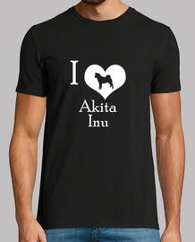 I love akita inu
