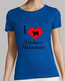 I love alaskan malamute