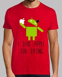 I love Apple... for eating