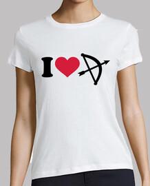 I love Archery arrow bow
