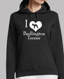 I love bedlington terrier (W)