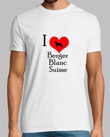 I love berger blanc suisse