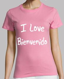 I love Bienvenido