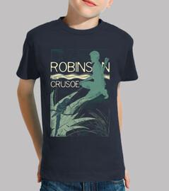 I love books Collection: Robinson Crusoe