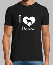 i love borzoi (w)