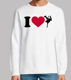 i love breakdance