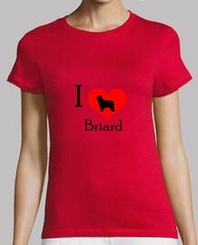 I Love Briard
