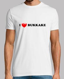 I love Bukkake - Chico Blanca