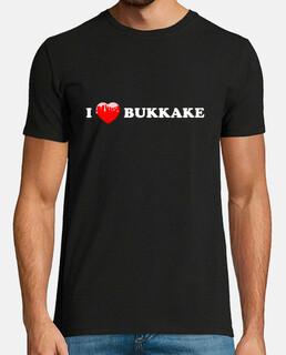 I love Bukkake - Chico Negra