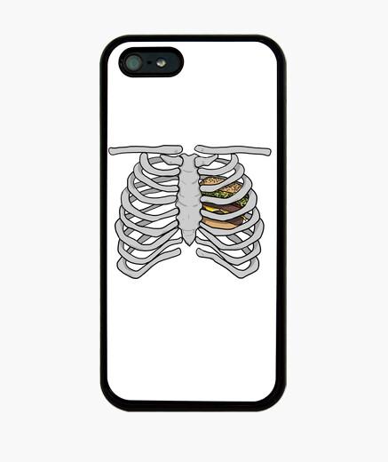 Funda iPhone I Love Burguers