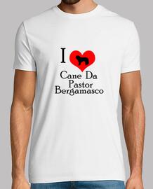 I love cane da pastor bergamasco