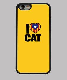 I love catalunya - Funda Iphone 6