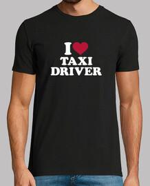 i love chauffeur de taxi