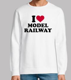 i love chemin de fer modèle
