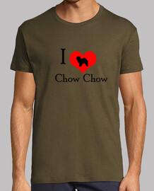 I love chow chow