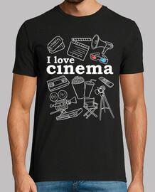 I love cinema