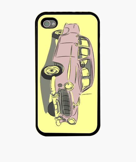 Funda iPhone I love classic cars