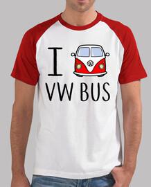 i love classic vw bus