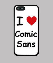 I love Comic Sans