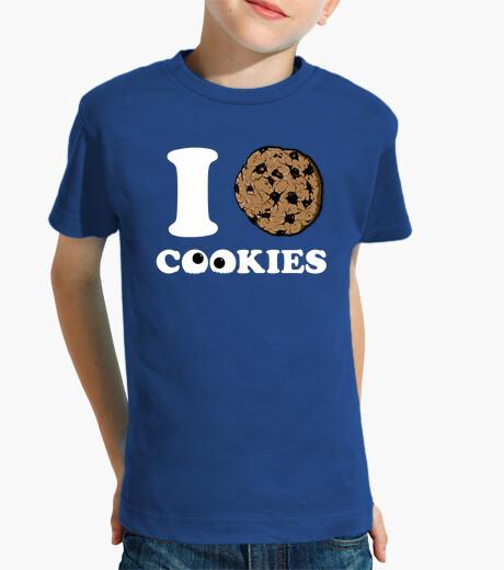 Ropa infantil I Love Cookies