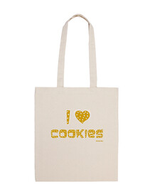 I love cookies bag