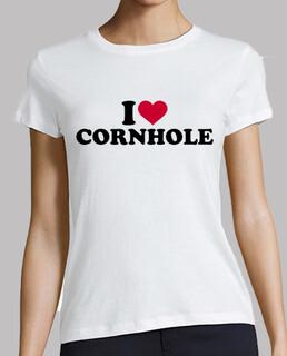 i love cornhole