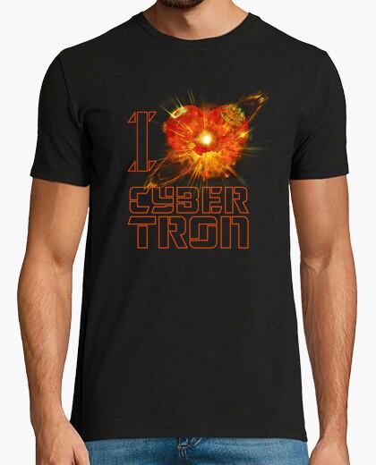 Camiseta I love Cybertron