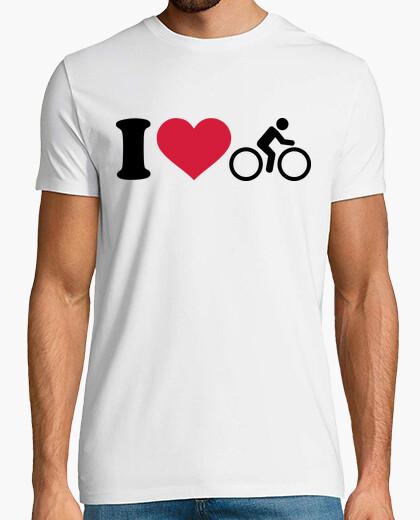 I Love Cycling T Shirt 1277173 Tostadoracom