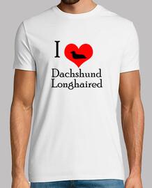 I love dachshund longhaired