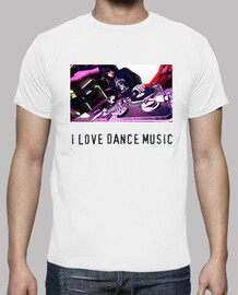 I love dance music