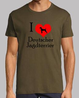 i love deutscher jagdterrier