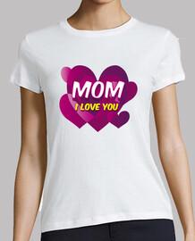 i love dich mama