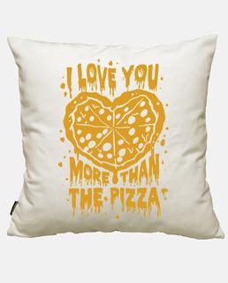 i love dich mehr als die pizza