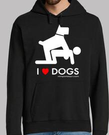 I love dogs (Rémi Gaillard)