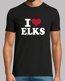 i love élans