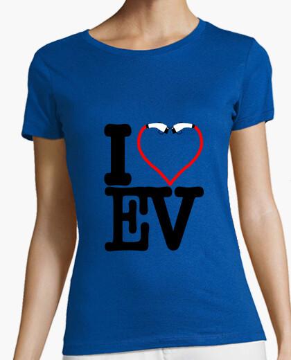 I love ev t-shirt