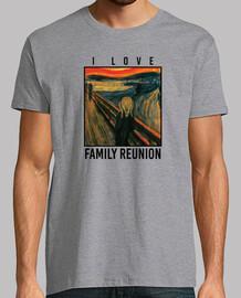 I love family reunion