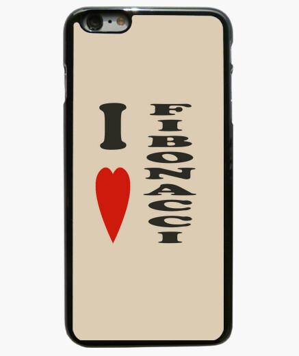 Funda iPhone 6 Plus / 6S Plus I LOVE FIBONACCI