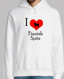 I love finnish spitz