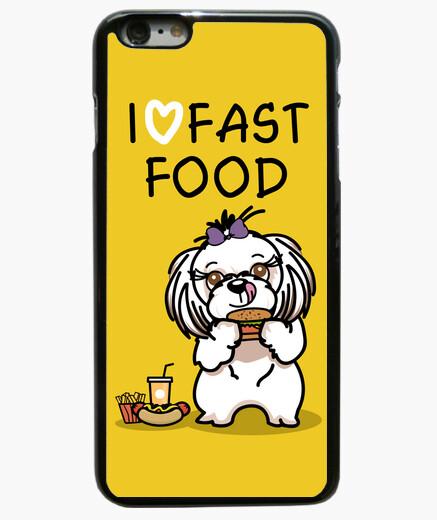 Funda iPhone 6 Plus / 6S Plus i love food