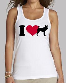 i love fox terrier