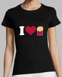 i love frites