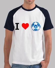 I love fútbol