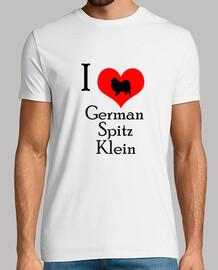 I love german spitz klein