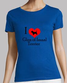 I Love Glen of Imaal Terrier