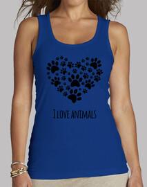 i love gli animali