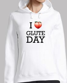 I love glute day