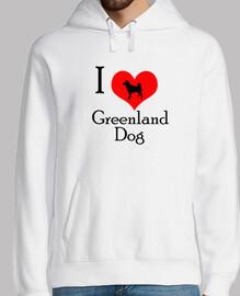 I love greenland dog