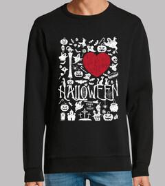 I love Halloween